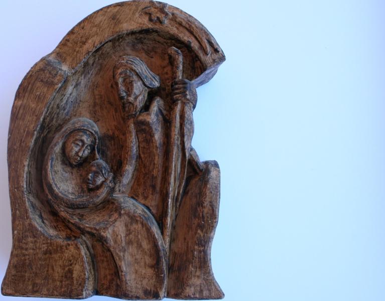 Técnica da imitação de madeira