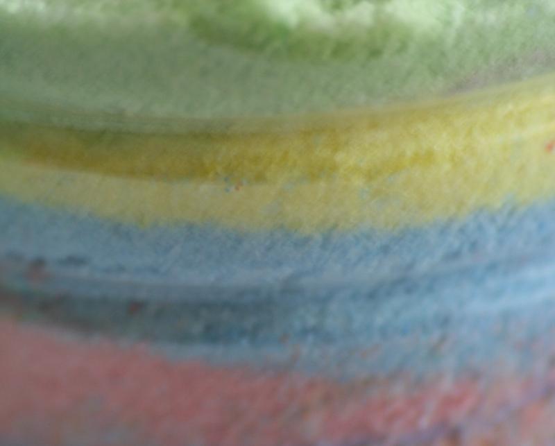 Sais coloridos